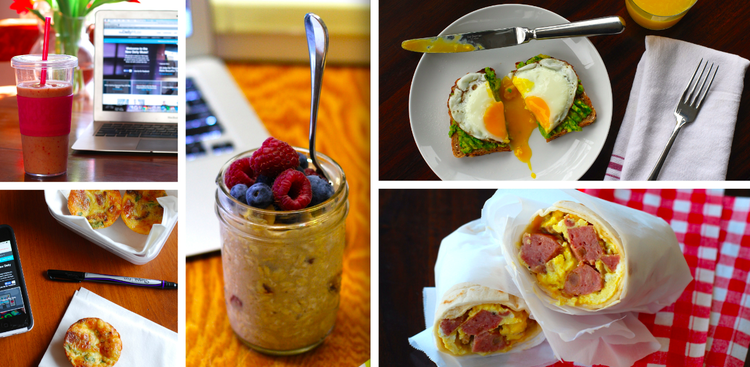 Career Guidance - 5 Quick, Healthy Breakfasts That Will Upgrade Your Morning