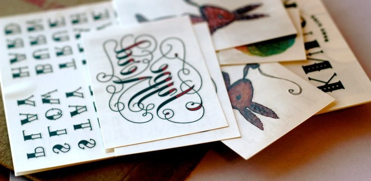 Career Guidance - What You Can Learn From Temporary Tattoos (and 4 Other Rules for Making an Impact)