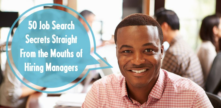 Get a Job - Job Search Tips From Hiring Managers - The Muse