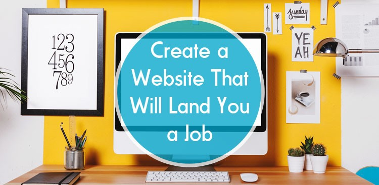 Career Planner - Create a Website That Will Land You a Job
