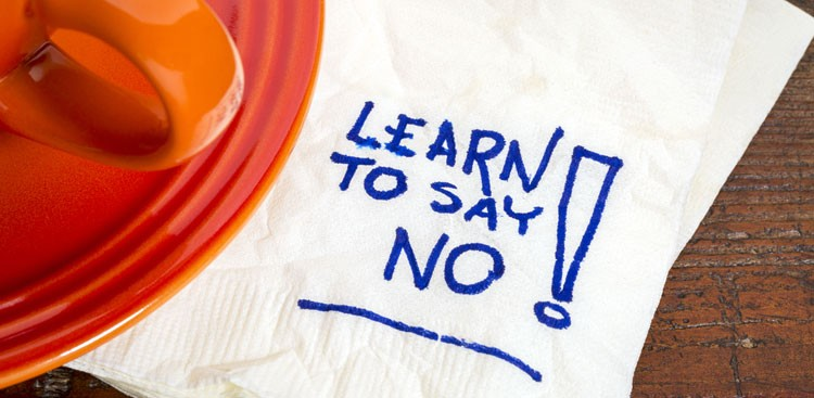 How to Say No Without Being Rude - The Muse