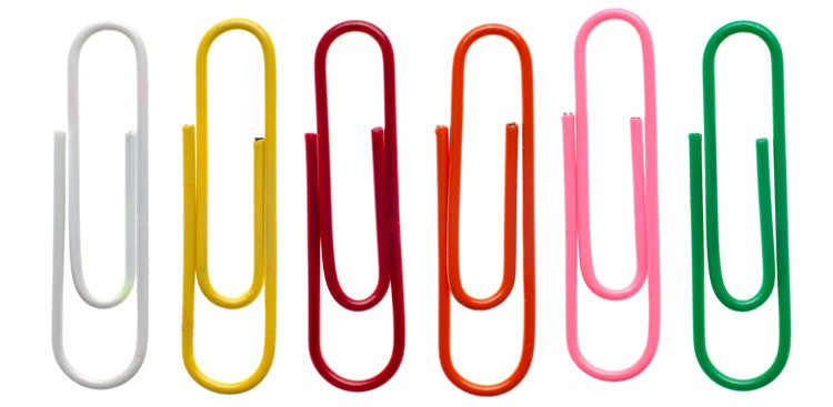 "Career Guidance - The ""Paper Clip Strategy"" for Making Good Habits—and 11 Other Things to Know Now"