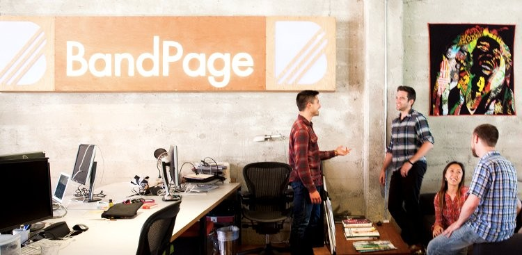 BandPage Careers - BandPage Jobs - The Muse