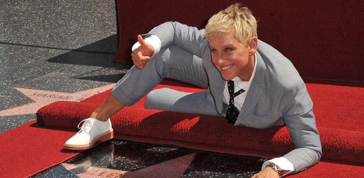 Ellen DeGeneres Procrastination