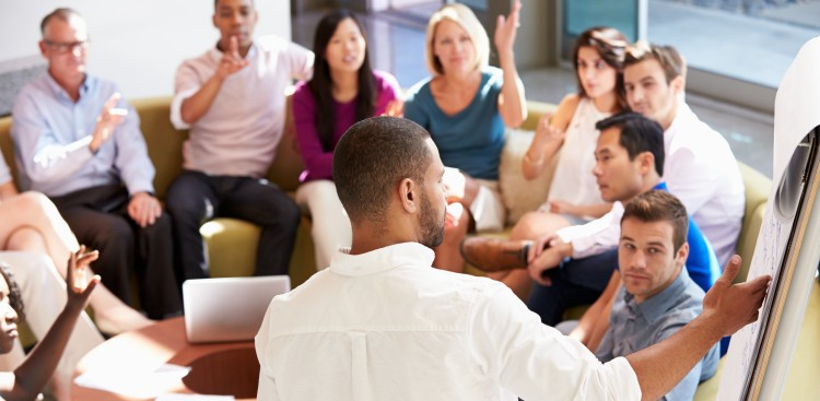 Career Guidance - 7 Strategies That'll Make it Easier for You to Talk in Front of a Group Without Wanting to Die