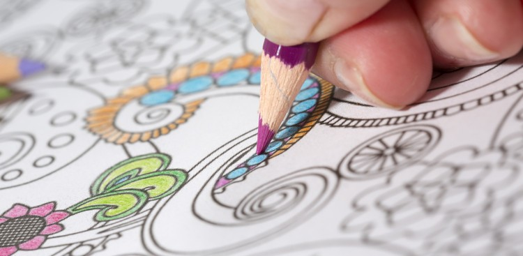 What I Learned About Adult Coloring Books