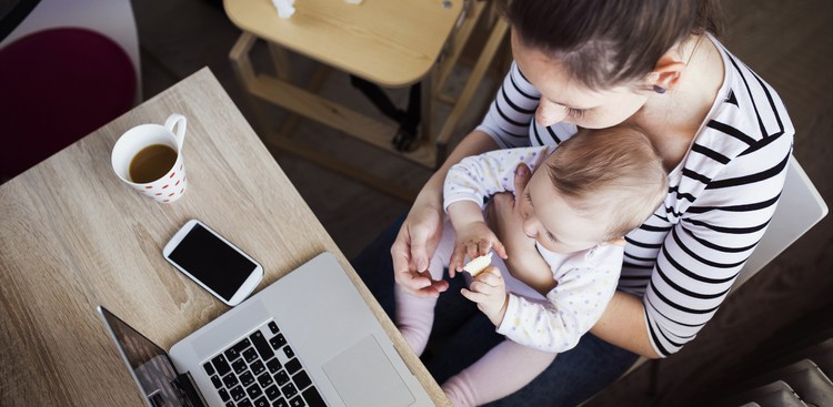How Working Moms Can Stay Sane