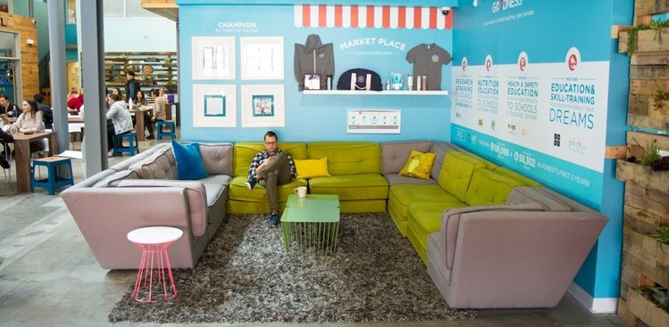 15 Companies That Are Redefining the Workplace
