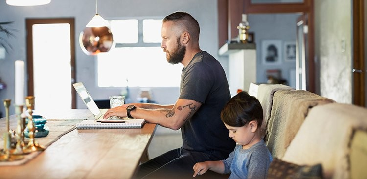 Career Guidance - 15 Companies That Are Great for Working Dads
