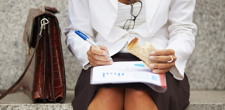 Career Guidance - 5 Ways to Eat Healthy When You're Super Busy