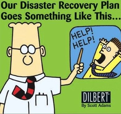 Career Guidance - Your Sunday Comic Strip: 7 Amazing Dilbert Cartoons