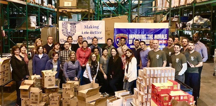 Career Guidance - How a Care Package Sparked a Company Commitment to Veterans