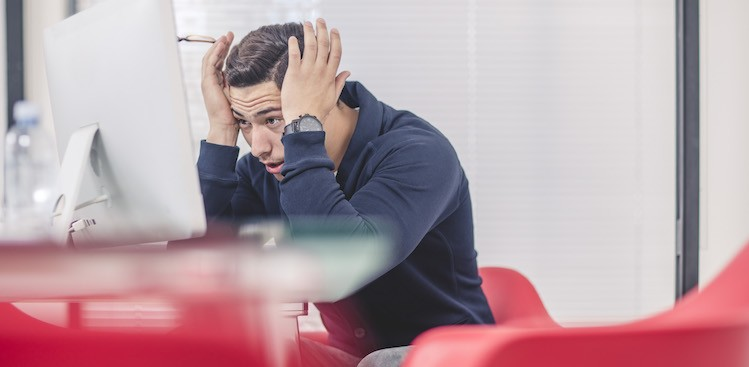 2 Reasons Why You're Unhappy at Work