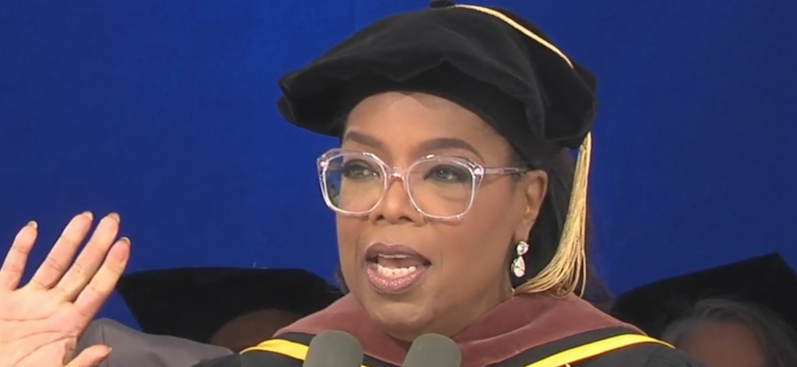 How to Be Successful, According to Oprah Winfrey