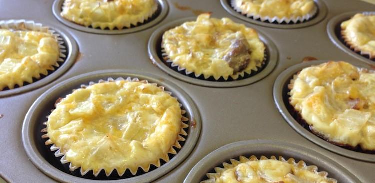 Career Guidance - Make This Weekend: Breakfast Cupcakes