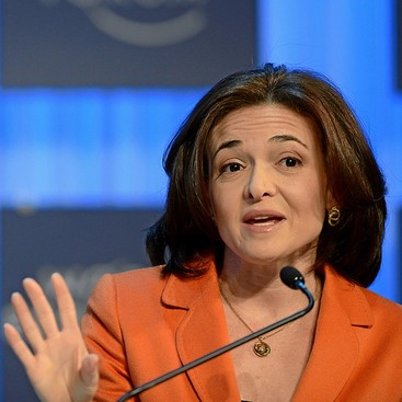 Career Guidance - Lean In: Is Sheryl Sandberg Giving Advice to Herself?
