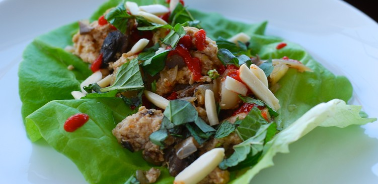 Career Guidance - Make This Weekend: Healthy Thai Chicken Lettuce Wraps