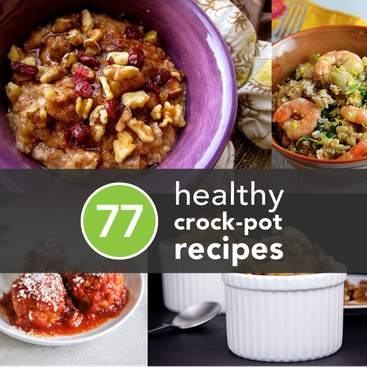 Career Guidance - 77 Healthy, Delicious Crock-Pot Recipes