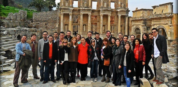 Career Guidance - Working Across Cultures: Lessons from the U.S. & Turkey's Young Leaders
