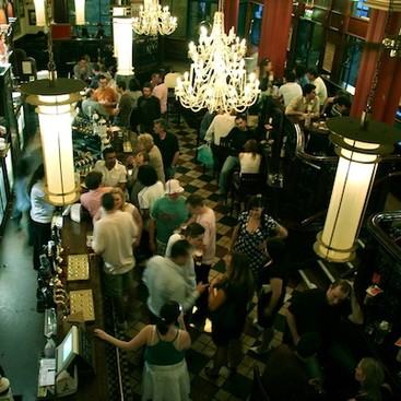 Career Guidance - 5 Great Bars for Kicking Back in London