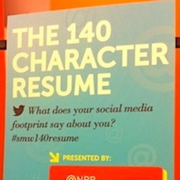 Career Guidance - The Best 140-Character Resumes on Twitter
