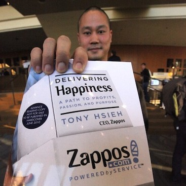 Career Guidance - 5 Things Tony Hsieh Does That You Can Do—Tomorrow