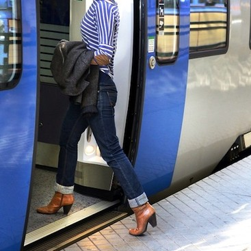 Career Guidance - Stylish Commute Shoes for Every Season