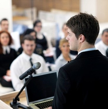 Career Guidance - Working Abroad? How to Give a Presentation in the Local Language