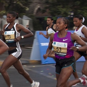 Career Guidance - The World's Top Marathons (and the Women who Run Them)