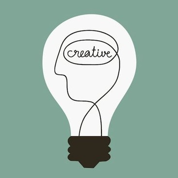 What are some ways to become more creative?