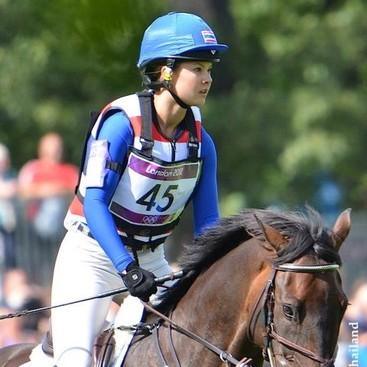 Career Guidance - Road to the Olympics: Nina Ligon, Equestrian
