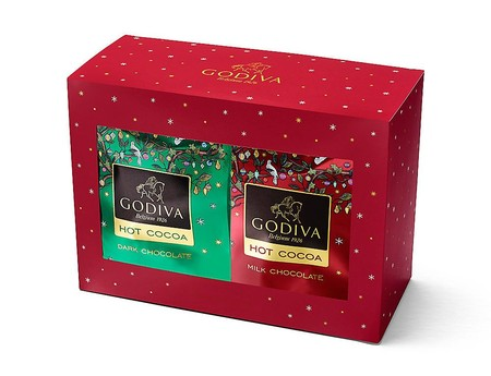 gifts for bosses: hot cocoa gift set