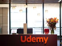 Working at Udemy