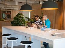 Working at DigitalOcean