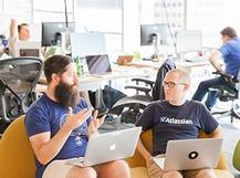 Working at Atlassian