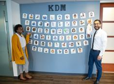 Working at KDM Engineering