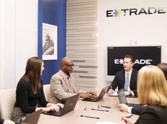 E*TRADE company profile