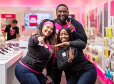 Working at T-Mobile