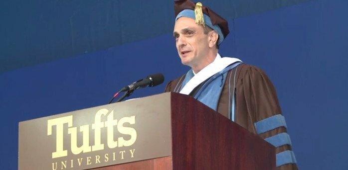 Hank Azaria commencement speech