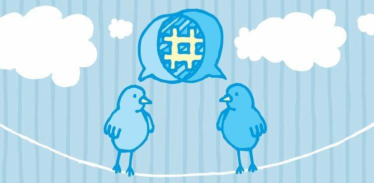 birds talking
