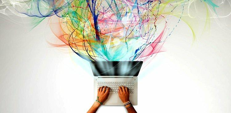 creative laptop