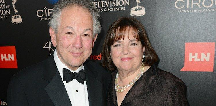 Ina Garten and husband