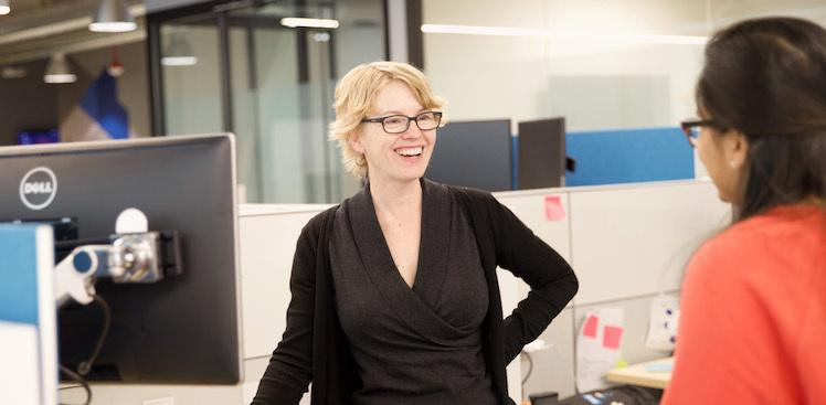 Devon Westerholm, Vice President of IT Customer Experience,