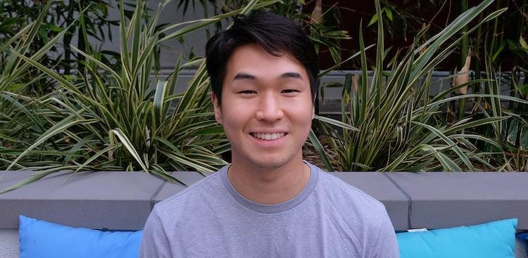 Brandon Lee, product designer at Intuit