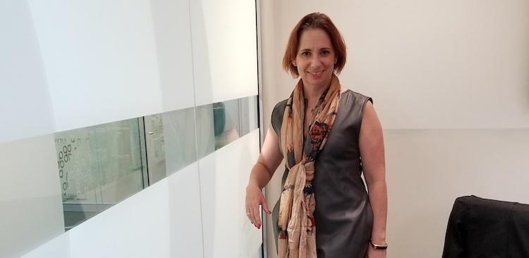 Jessica Gilbert, the Head of Inclusion and Collaboration at Cisco Meraki courtesy Cisco Meraki