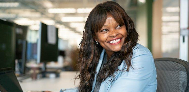 Liz Wamai, the director of recruiting for Facebook's COO and CFO organizations