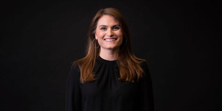 Claire Kennedy, VP of People Operations at Axios | Courtesy of Claire Kennedy