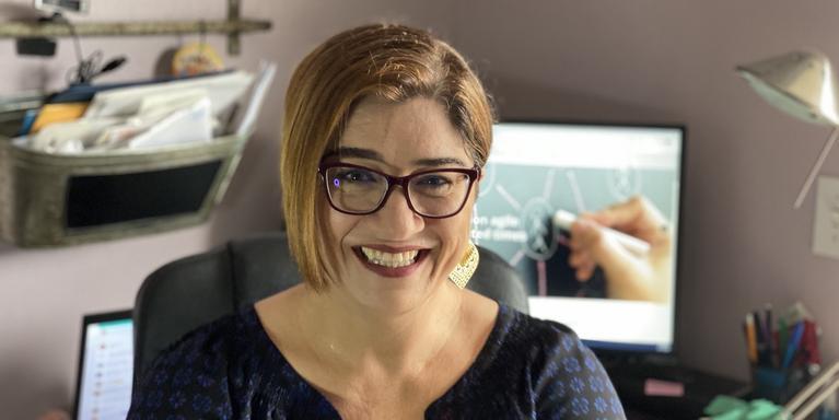 Isabel Martinez, Lead Developer at Logic20/20