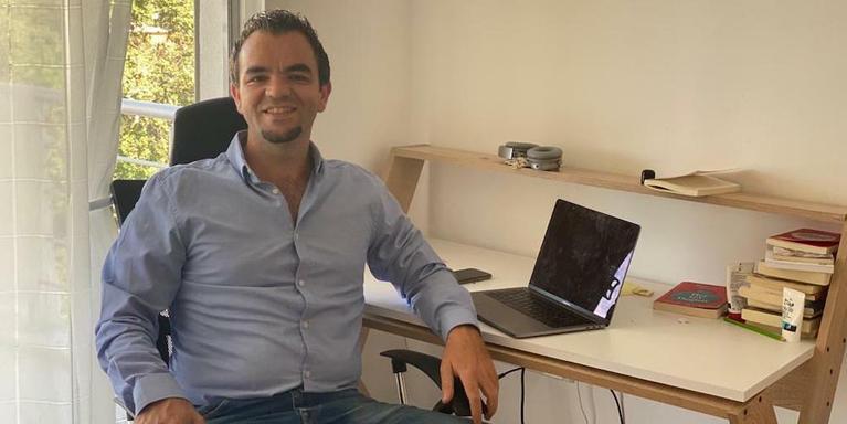 Çağrı Karahan, a director of engineering at Udemy