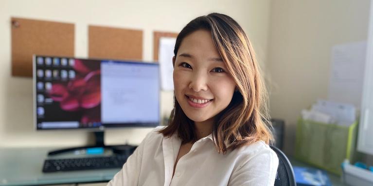 Huajin Qu, a staff engineer at Stryker